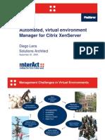 XenServer Manager 2008
