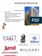 industri perhotelan