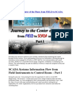 Journey to the Center of the Plant and Back Again - SCADA 1