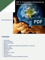Presentación NIIF 6