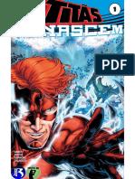 Titas Renascem 01 - D Comics