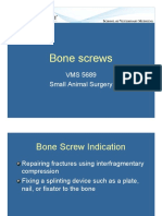 Bone Screws LB