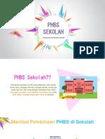 PHBS Di Sekolah SMA