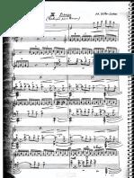 Lembrança do Sertão - Piano