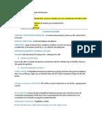 Caracteristicas de La Economia Dominicana