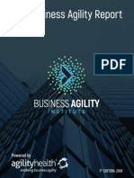 BAI Business Agility Report 2018