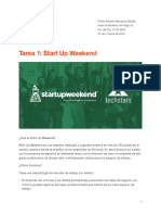 Start Up Weekend