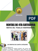 Renta de Cuarta Categoria Expo