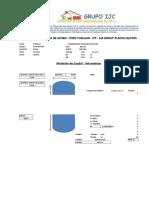 Aforo Metodo Volumetrico - Pozo Tubular - Aje Group Planta Iquitos