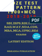 1000 Cloze Test New Pattern Adda Publication 2018 [Www.aimbanker.com]