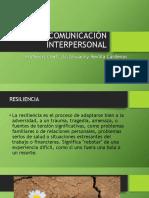 Comunicación Interpersonal Clase 6