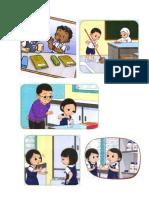 科学室规则图片
