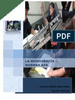 La Monografia y Las Normas Apa-converted