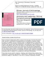 Killick_2007 Autonomy and Leadership - Political Formations Among the Asheninka of Peruvian Amazonia