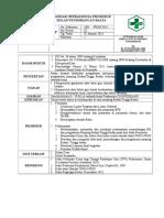 Standar Operasional Prosedur Bpb