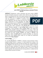 Energy-Aware Routing for SWIPT in Multi-hop Energy-constrained Wireless Network