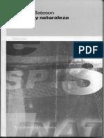 Copia de BATESON - ESPIRITU Y NATURALEZA.pdf