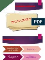 Langkah Penyusunan Dokumen Akreditasi
