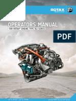 Rotax 912 Operator's Manual