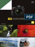 Brochure Nikon D7500 en GB--Original