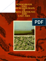 HUke 1982 Agroclimatic and Dry-season Maps of South, Southeast, And East Asia