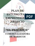 Comercializadora de Pescados y Mariscos --EL PESCADOR-