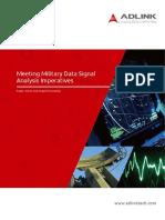 ADLINK WP Meeting Military Data Signal Analysis Imperatives EN20180514