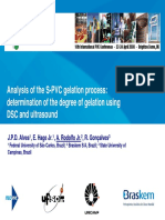 S8B3 - Analysis of S-PVC Gelation Process