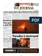 San Mateo Daily Journal 11-09-18 Edition