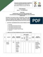 Pengumuman Pengadaan CPNS Kemenpora Tahun 2018.pdf