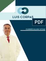 Curriculum Vitae de Luis Corpas