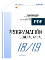 Pga José Ramón Sánchez 18-19