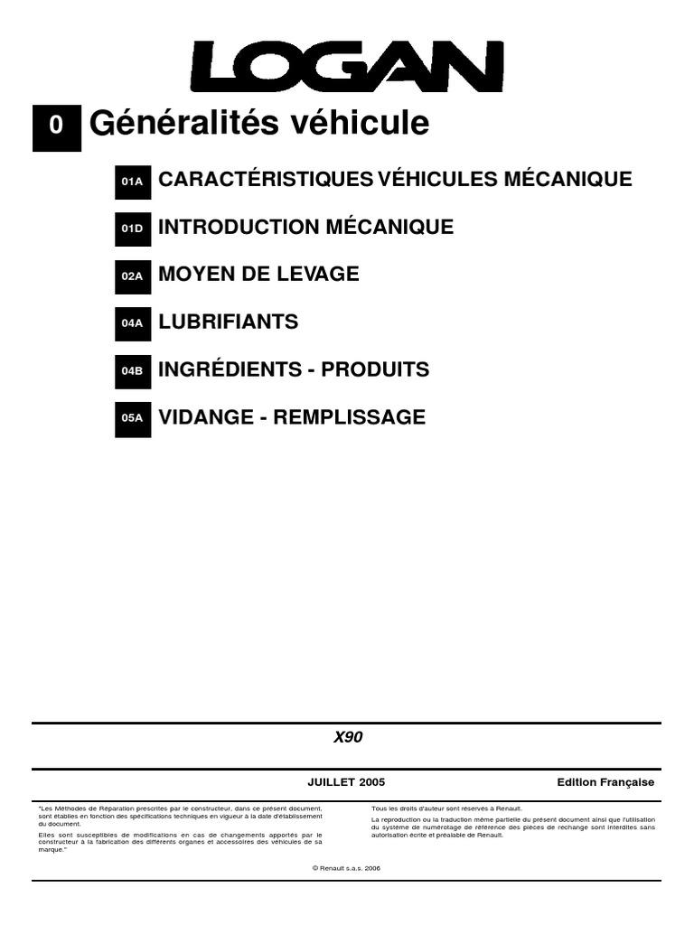 Universel Neuf Filtre à Air de Reniflard d/'Huile Couleur Rouge Dacia