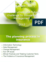 401 - Chapter 10 Curernt and Future Challanges to Ins Management