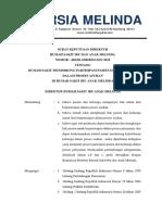 1. HPK 2  SK - 460 Kebijakan Tentang rumah sakit mendorong partisipasi pasien dan keluarganya dalam proses asuhan.pdf