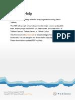 Tableau Desktop 10.3