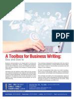 Business Writing (1)