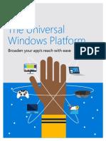 Microsoft Uwp Guidebook