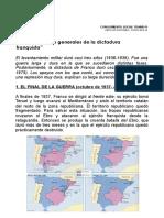 Características Generales de La Dictadura. Manual Unidad 2