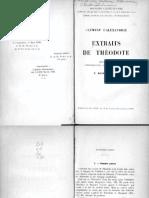 Saint Clement d'Alexandrie, Extraits de Theodote.pdf