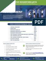 Open Recruitment Knj
