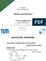 Multilevel Inverters en PDF