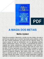 A Magia Dos Metais Mellie Uyldert