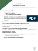 2- Le Métabolisme Des Glucides