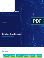 Extended ECM - Solution Accelerator Overview
