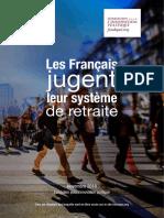 Les Français jugent leur système de retraite