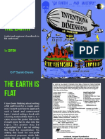FLat Earth Handbook OCT18 UPDATE