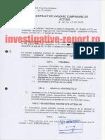 Contractul de privatize al Tel Drum