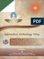 Brochure (IT Wing | Brahma Kumaris)