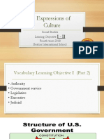 Step 4 - Social Studies L. Objective 2 - 4 Term 2018